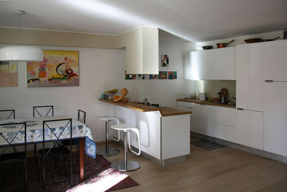 Idee arredamento casa interior design homify - Resina in cucina al posto delle piastrelle ...