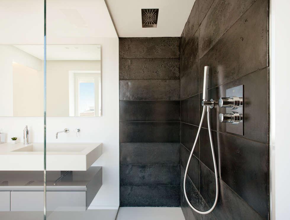 Idee arredamento casa interior design homify for Arredo bagno ostia