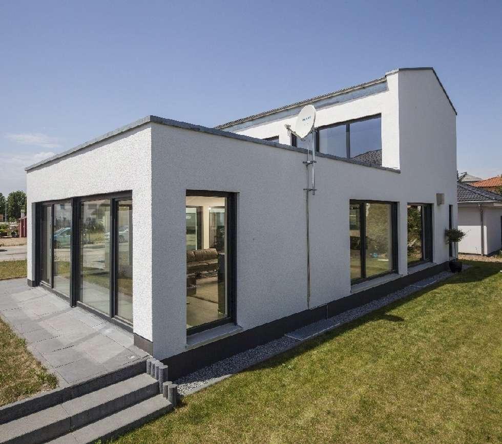 Modern mit gewissem extra - haus augstein: moderne häuser von ...