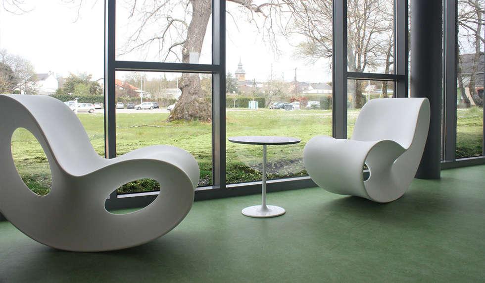 Lecture Zen: Lieux d'événements de style  par Atelier du lieu