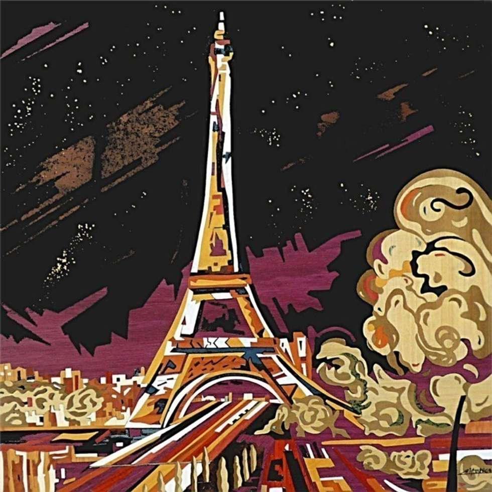 Pomys y na wn trza i zdj cia dekoraci wn trz homify for Une nuit a paris
