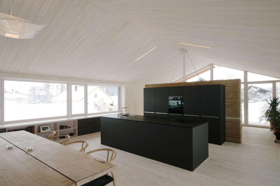 Wohnideen interior design einrichtungsideen bilder for Traditionell modern bauen