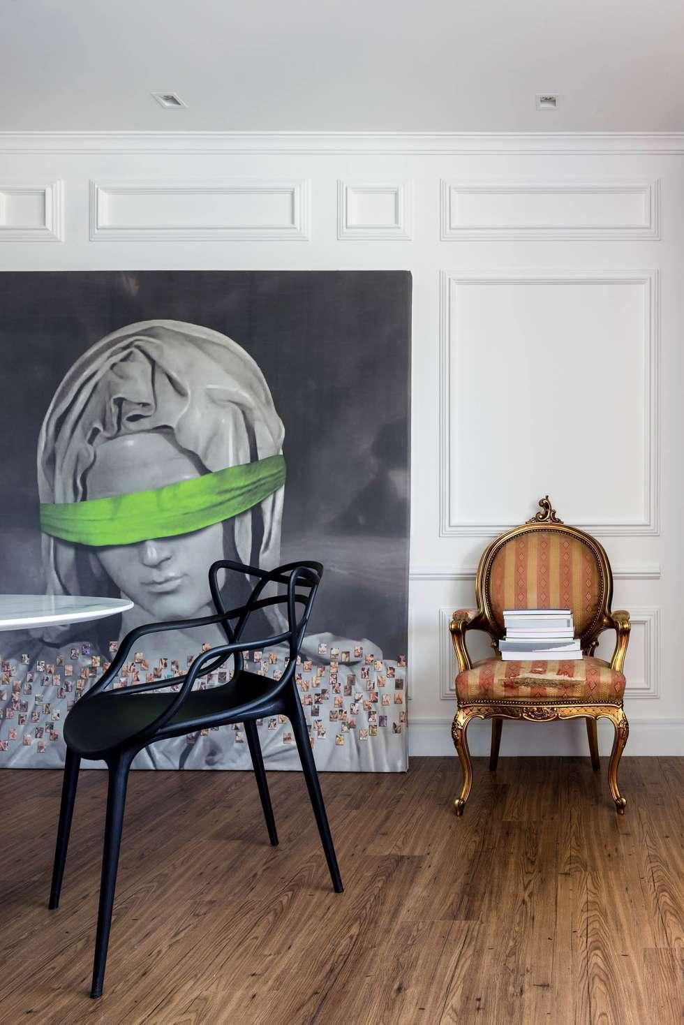 Quadro 'Blind Pietá' de Mark Gary Adams: Lojas e imóveis comerciais  por Albus