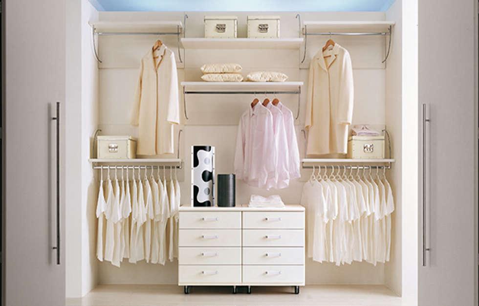 Naos cabina armadio camera da letto in stile in stile - Cabina armadio con finestra ...