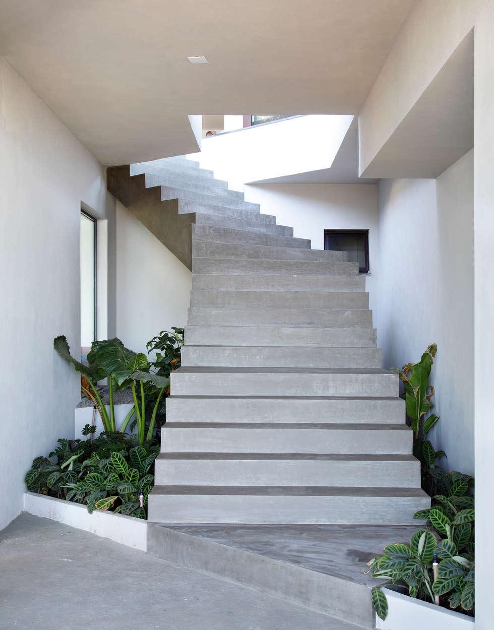 Escaleras de cemento para interiores bonito diseo - Escaleras de cemento para interiores ...