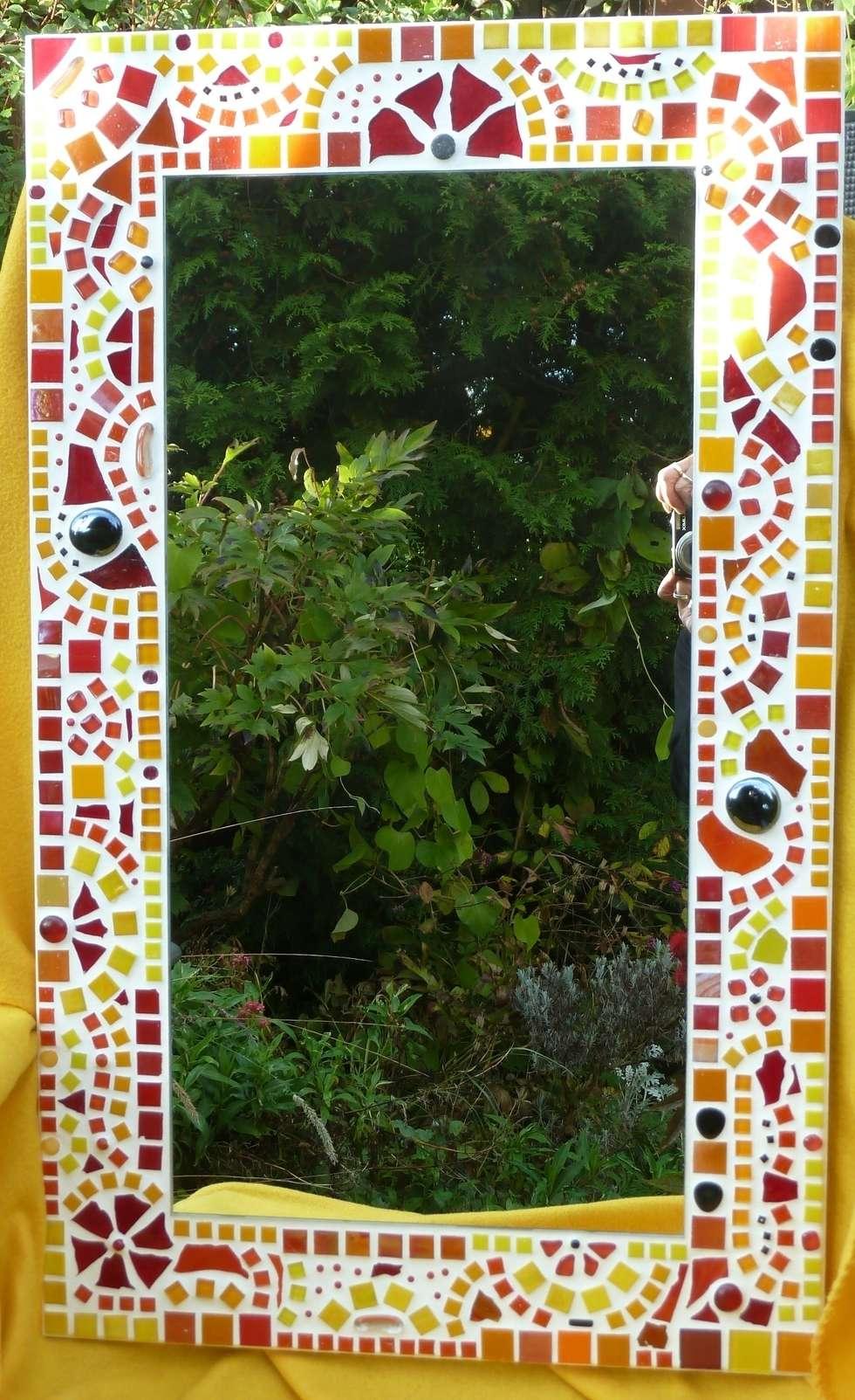 Wande Boden Bilder Mosaikspiegel Happy Homify
