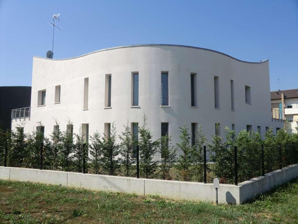foto 4: Case in stile in stile Moderno di studio associato Chinellato - Favaretto