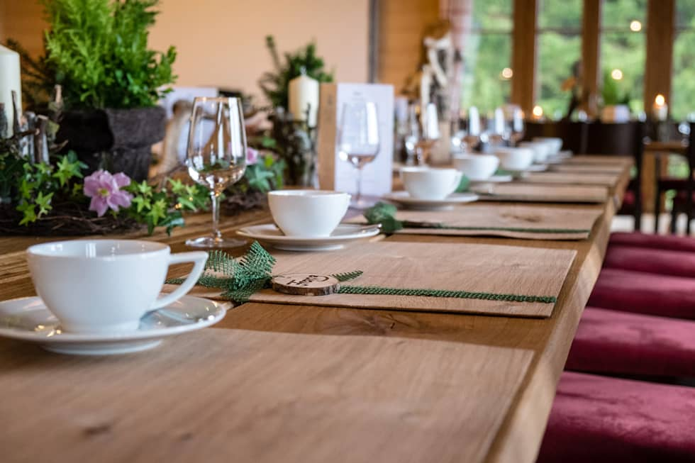 Wohnideen interior design einrichtungsideen bilder for Berghotel design