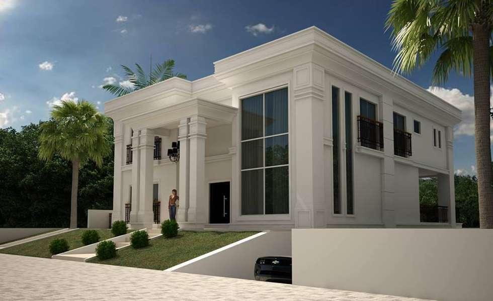 Fotos de decora o design de interiores e reformas homify for Foto casa classica