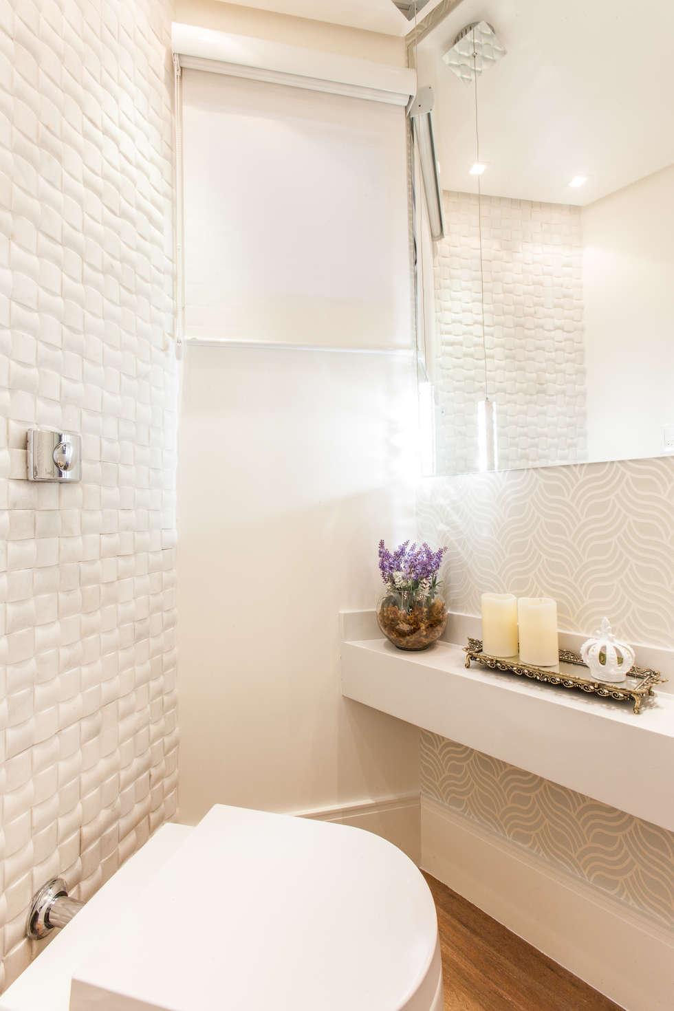 Lavabo: Banheiros modernos por Barbara Dundes | ARQ + DESIGN
