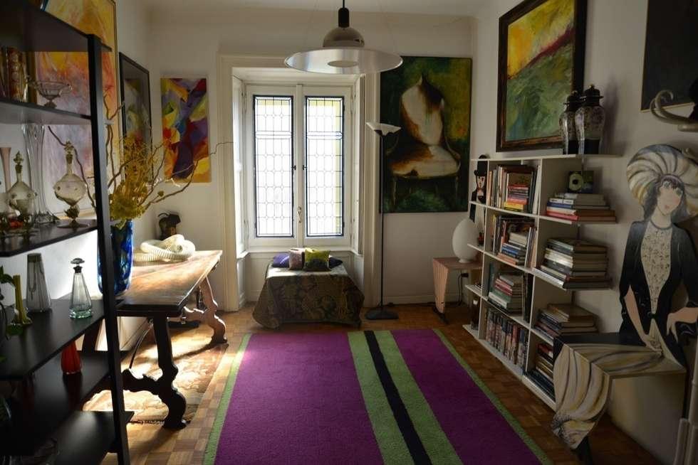 Reception: Ingresso & Corridoio in stile  di Studio Fori