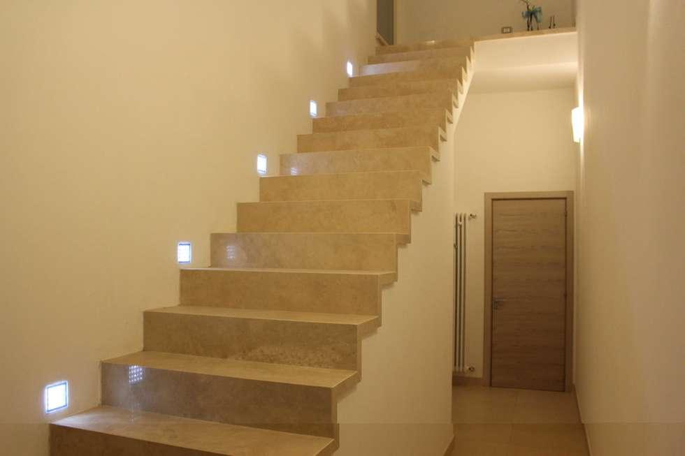 Idee arredamento casa interior design homify - Scala interna design ...