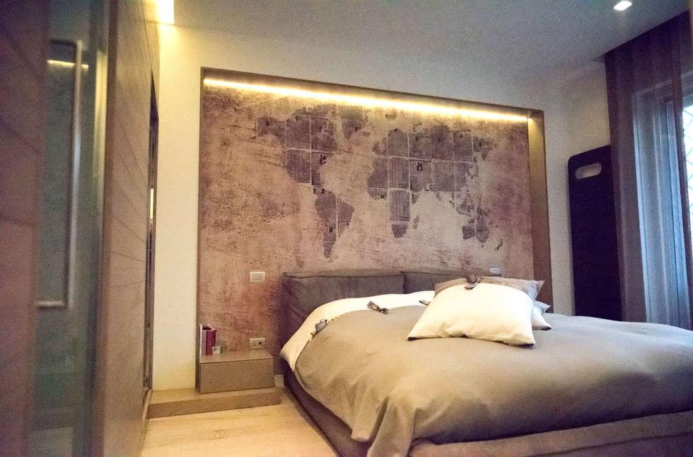Fotos de decora o design de interiores e remodela es - Foto stanze da letto ...