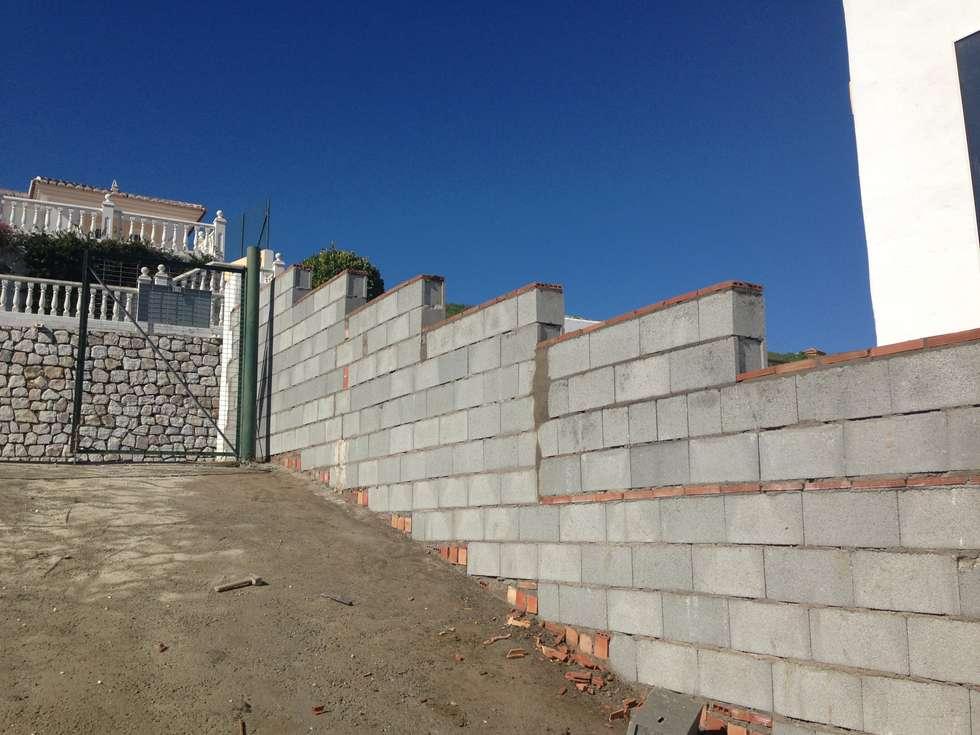 Muro de bloques de hormigon descargar formato muro - Muro de bloques ...