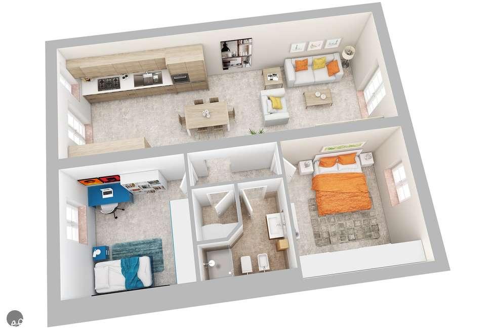 Idee arredamento casa interior design homify for Foto di appartamenti arredati