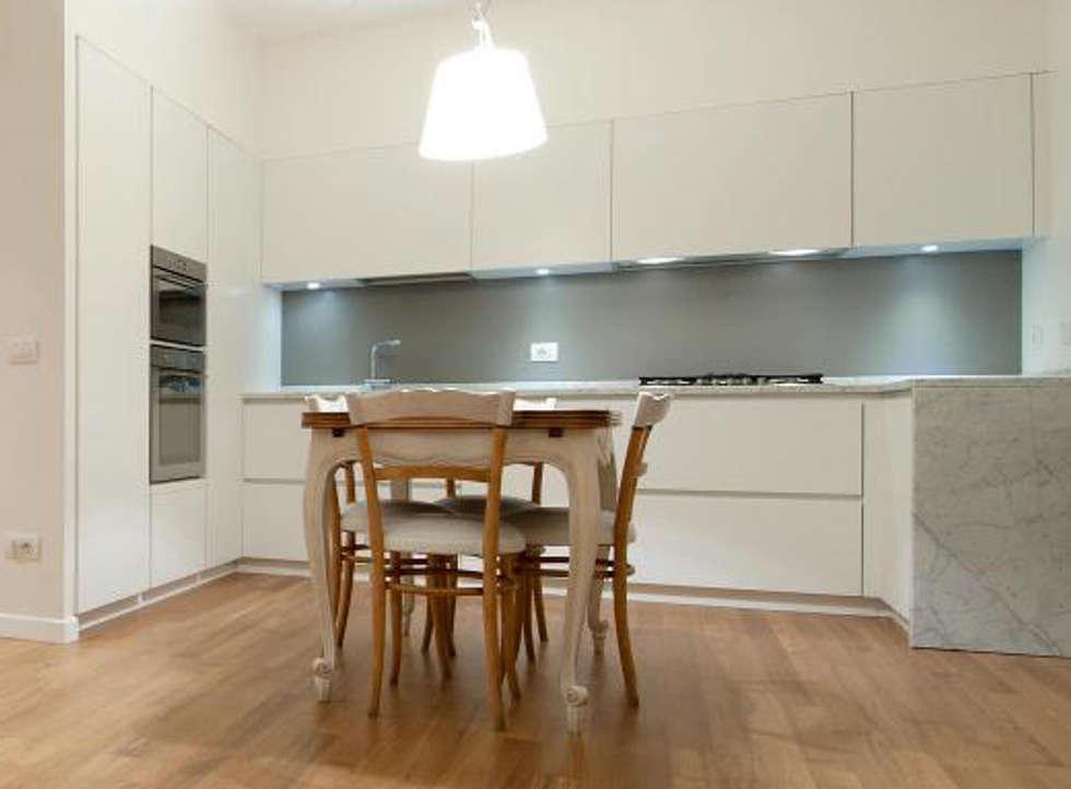 Idee arredamento casa interior design homify for Sedie design tavolo pranzo