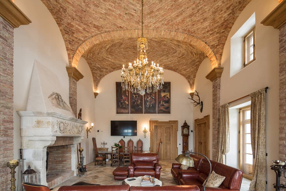 Wohnideen interior design einrichtungsideen bilder homify - Wohnzimmer kolonial ...