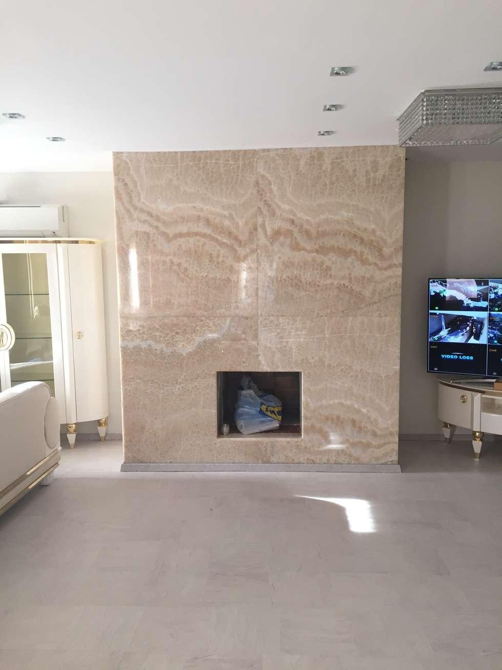 Luxury Stone / Billionaire Furniture Club – Luxury Stone: modern tarz Yemek Odası