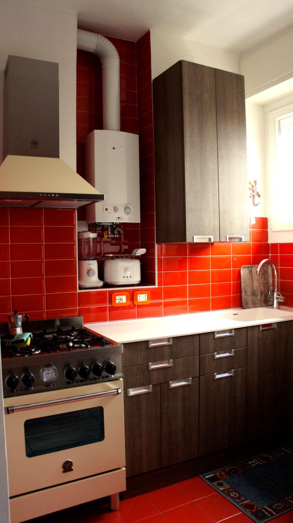 Cucina : Cucina in stile in stile Moderno di Marzia Bettoli  Interior Designer