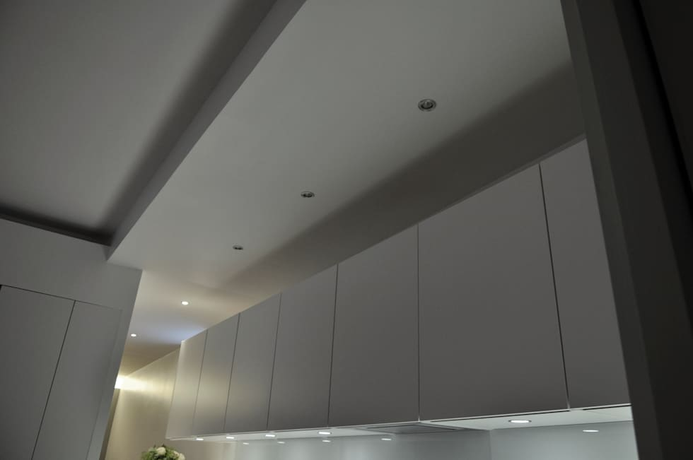 mise en oeuvres spécifiques: Cuisine de style de style Minimaliste par officine TNT Architecture