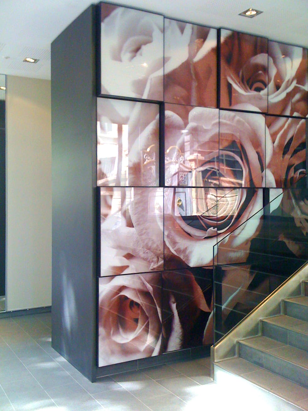 Mur d'images rétroéclairé: Hôtels de style  par Montreuil Karine