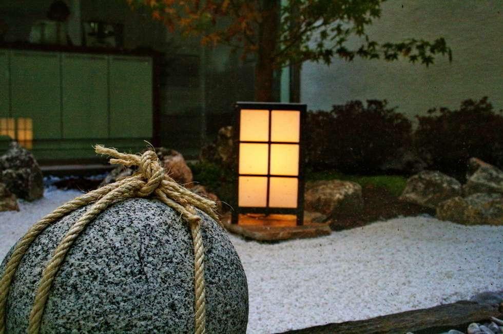 jardin zen moderno jardines de piedra de estilo de jardines japoneses estudio de ue