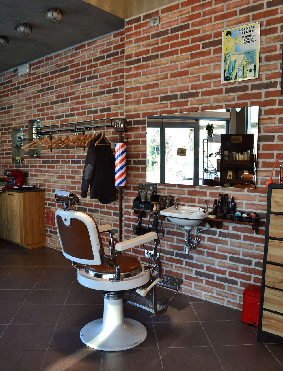 Idee arredamento casa interior design homify for Arredamento barbiere