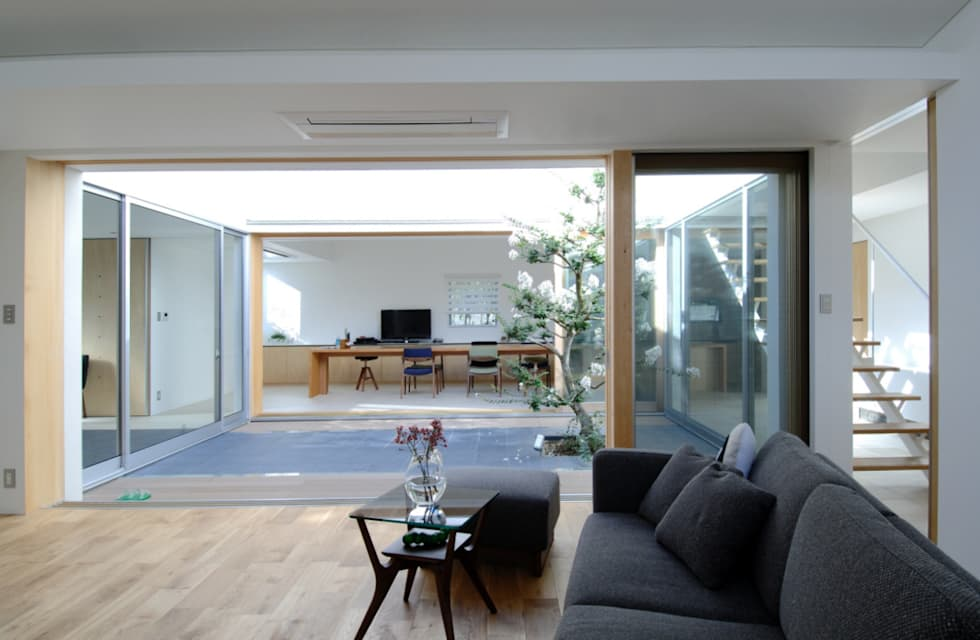 泉台の家: 株式会社ギミックが手掛けた和室です。