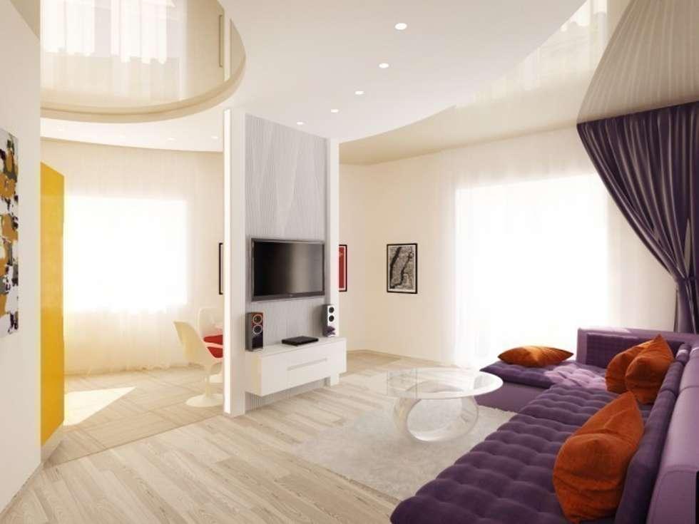 Dekor Ustam – Dekor Ustam ev yenileme , tadilat ve tamirat hizmetleri: modern tarz Oturma Odası