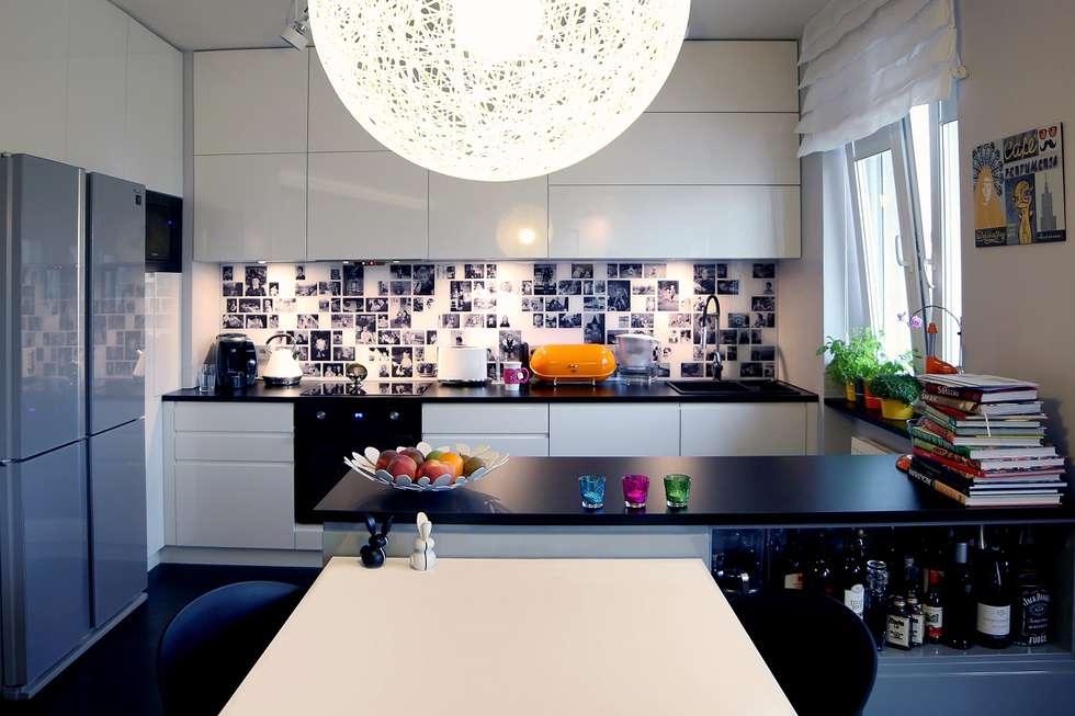 URSYNÓW: styl , w kategorii Kuchnia zaprojektowany przez INSPACE