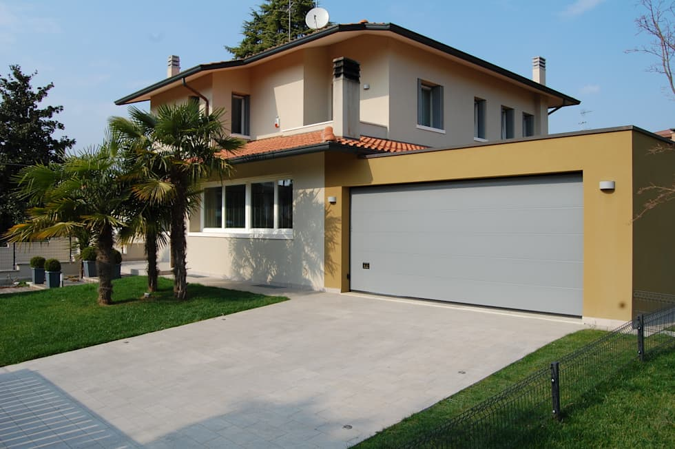 Idee arredamento casa interior design homify for Piani domestici di vecchio stile