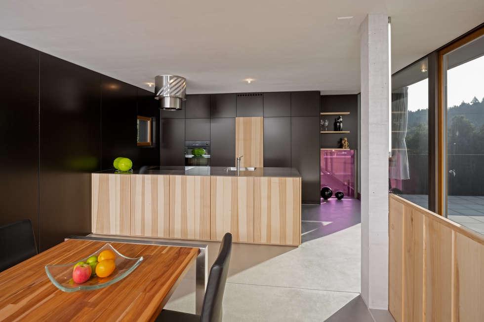 Küche - Foto by L. Frey:   von zeitwerkstatt gmbh