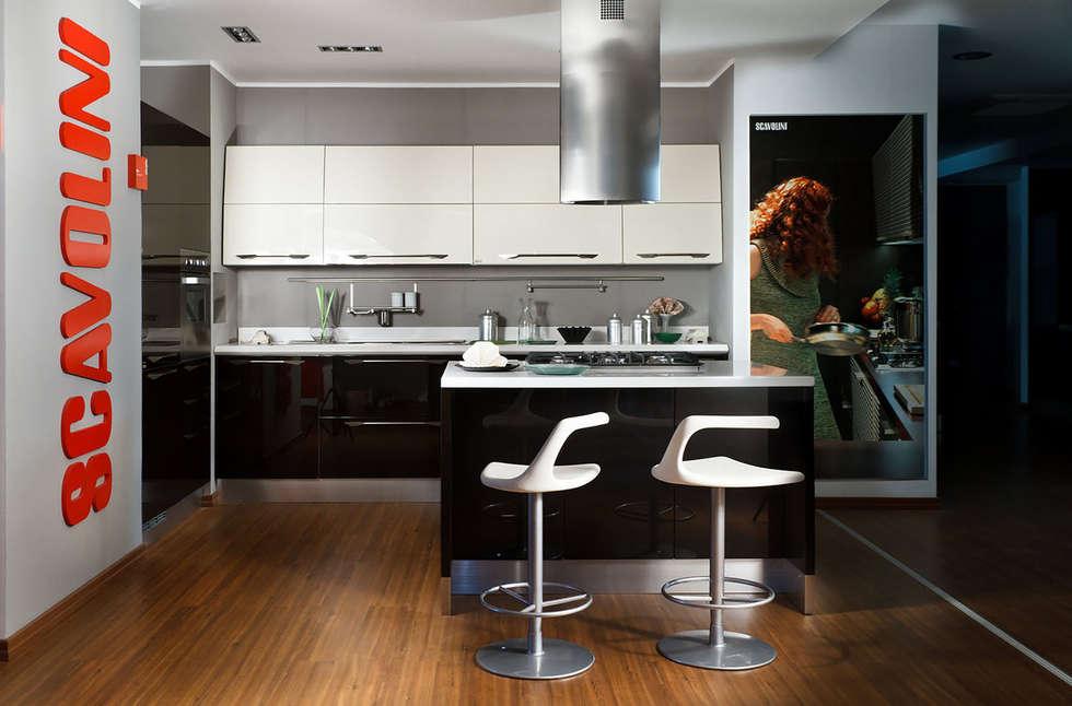 Idee arredamento casa interior design homify - Preventivo cucina scavolini ...