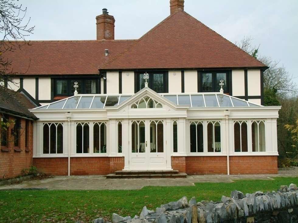 klasieke Serre door Hampton Windows
