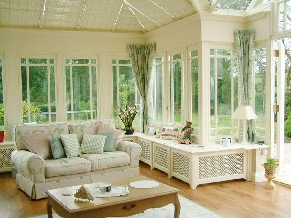 Hampton Windows의  실내 정원