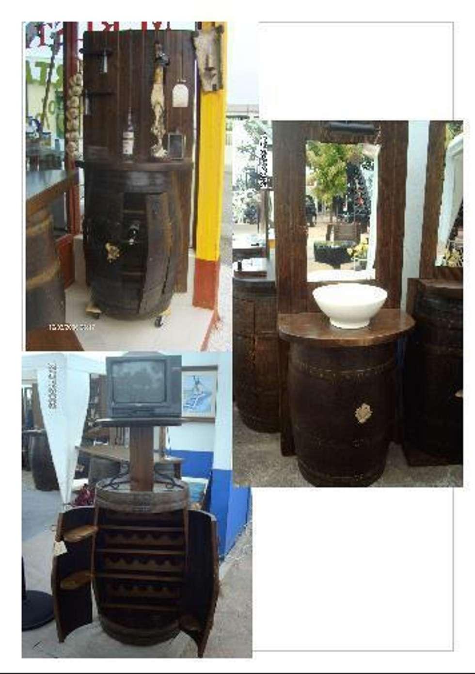 Mueble De Bao Rustico Mueble De Bao Rustico With Mueble De Bao  # Muebles Herrera Del Duque