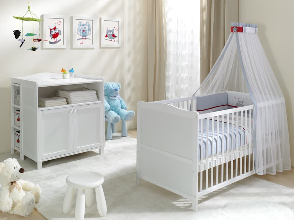 Fotos de decora o design de interiores e reformas homify for Baby and kids first furniture