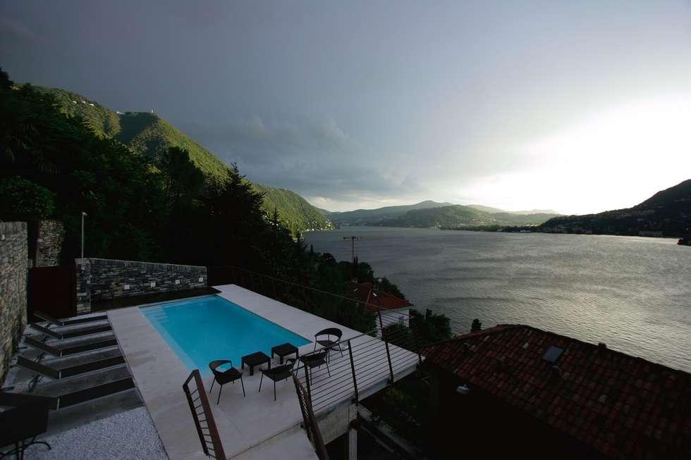 Idee arredamento casa interior design homify - Sognare piscine ...