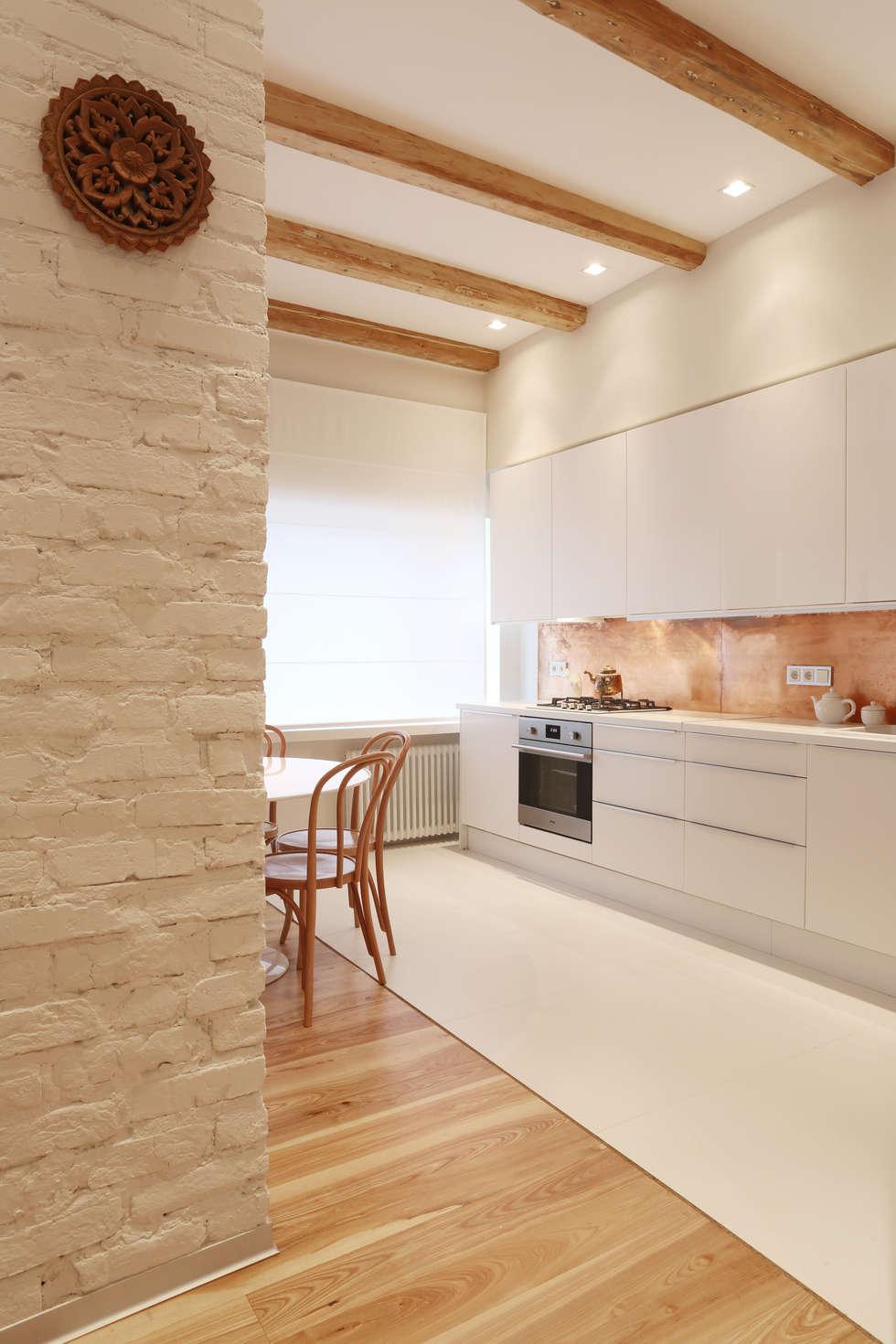 Кухня.: Кухни в . Автор – Double Room