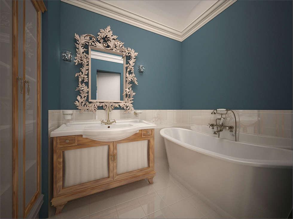 Großartig Klassische Badezimmer ...