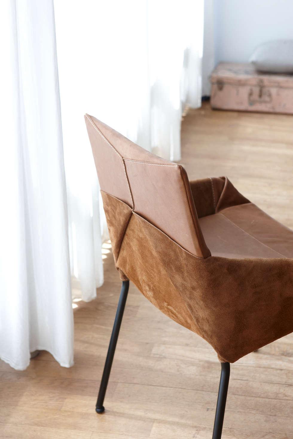 Salle à manger de style de style Industriel par Label | van den Berg