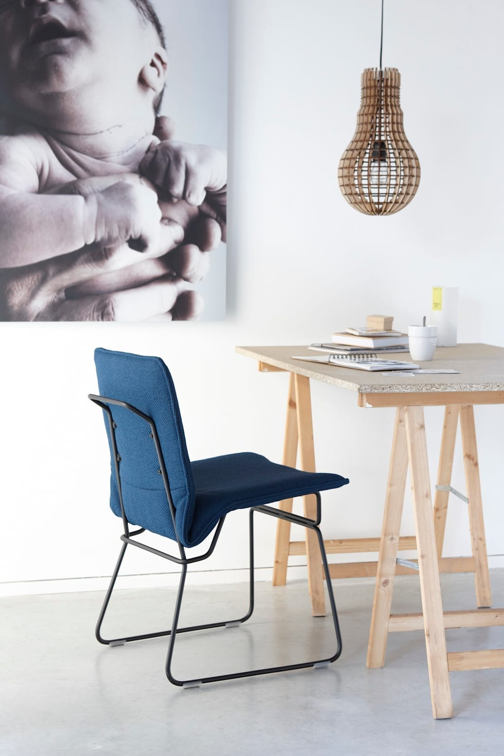 Matrah: moderne Eetkamer door Label   van den Berg