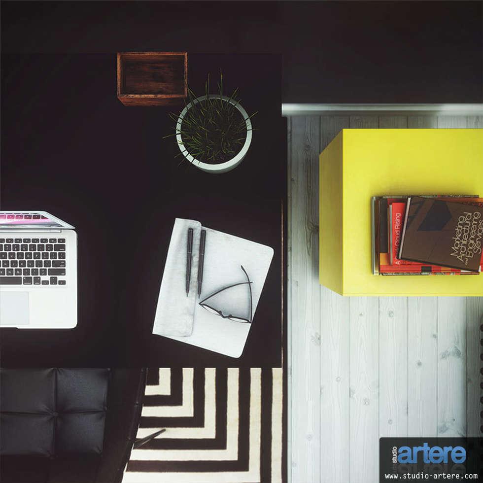 Modern Blue vue 8: Chambre de style de style Moderne par Studio Artere
