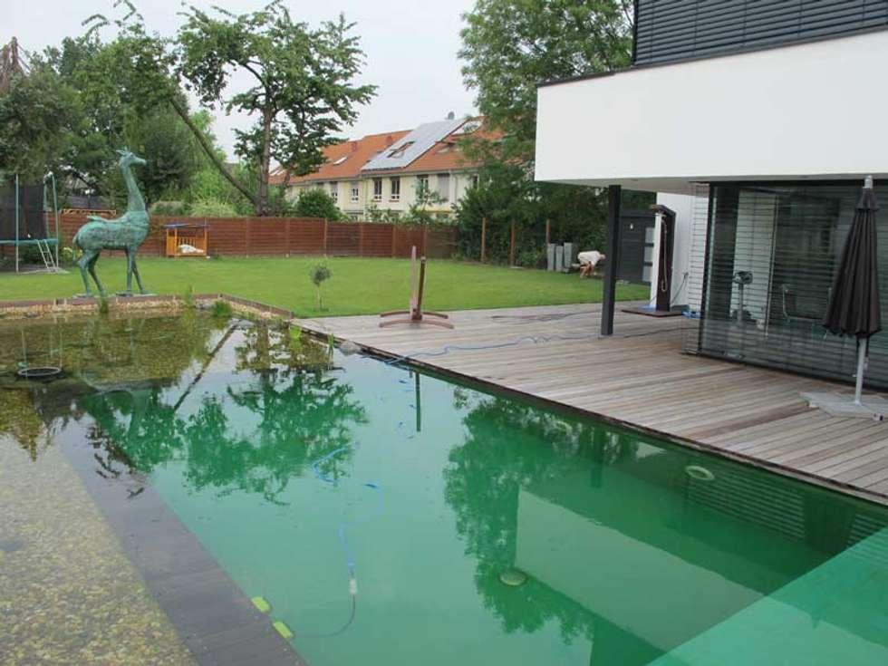 Wohnideen interior design einrichtungsideen bilder for Pool design gmbh