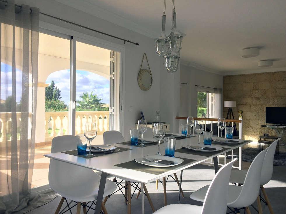 Wohnideen interior design einrichtungsideen bilder for Esszimmer chalet stil