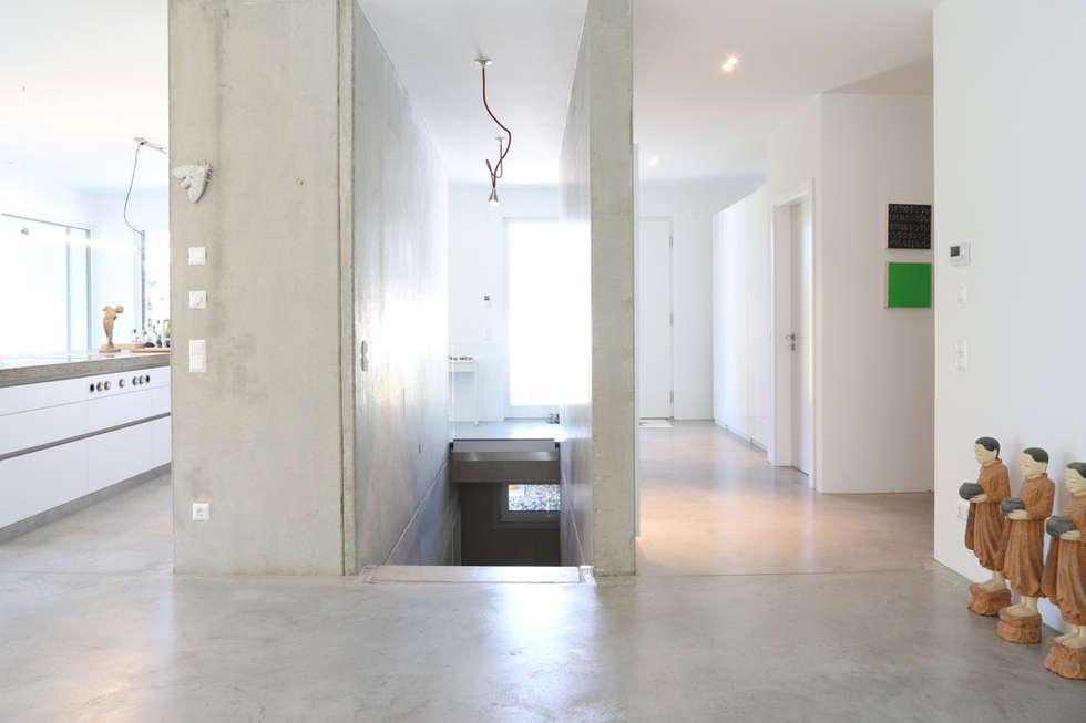 Wohnideen interior design einrichtungsideen bilder for Design haus innen