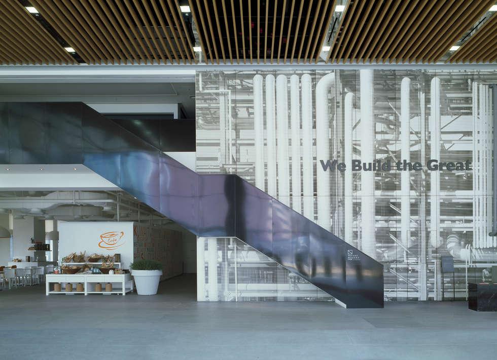 ●1F  Lobby Artwork : B&A DESIGN COMMUNICATION의  회사