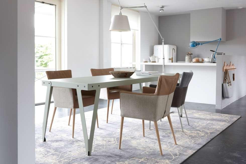 Salle à manger de style de style Scandinave par Label | van den Berg