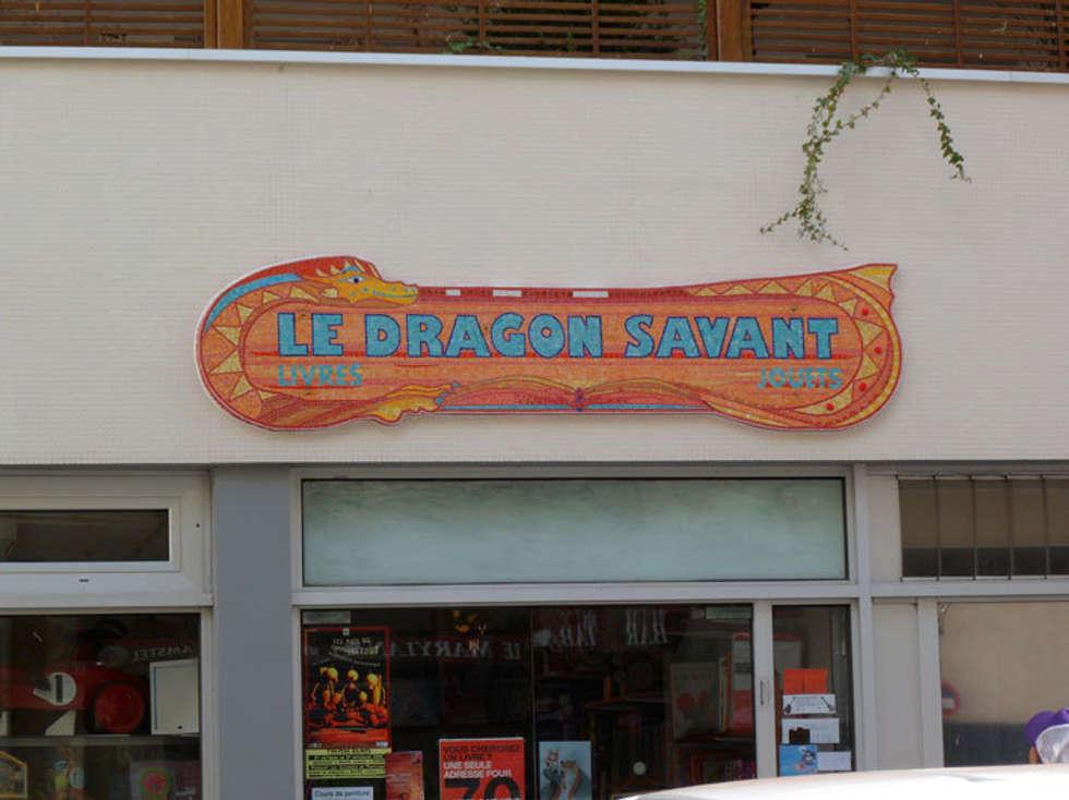 Le Dragon savant: Locaux commerciaux & Magasins de style  par Lechevallier stephanie