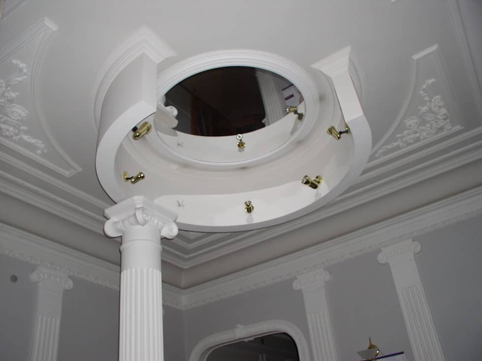 Холл в салоне красоты.: Офисы и магазины в . Автор – Наталья Дубовая Charman-design